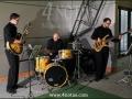 trio de jazz coctel