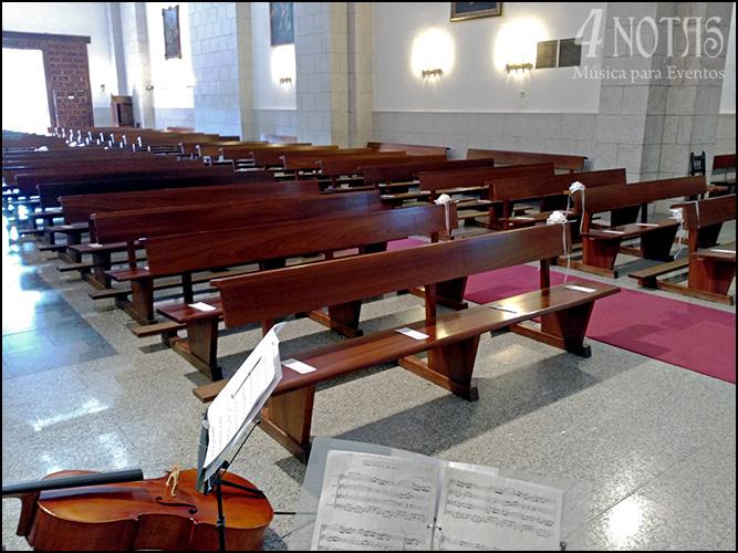 musica clasica iglesia